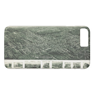Aerial View of Pearl River, New York (1924) iPhone 8 Plus/7 Plus Case