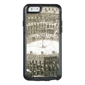 Aerial view of the Colosseum in Rome from 'Views o OtterBox iPhone 6/6s Case