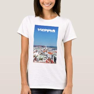 Aerial view of Vienna, Austria T-Shirt