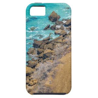 Aerial View Pacific Ocean Coastline Puerto Lopez E iPhone 5 Cases