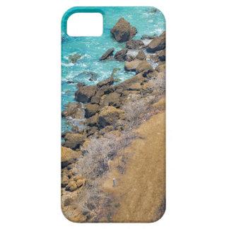 Aerial View Pacific Ocean Coastline Puerto Lopez E iPhone 5 Covers