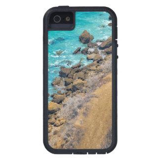 Aerial View Pacific Ocean Coastline Puerto Lopez iPhone 5 Case