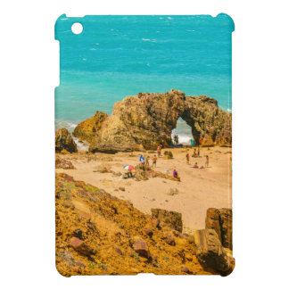 Aerial View Pedra Furada Jericoacoara Brazil Case For The iPad Mini