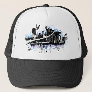 AERIALH002 TRUCKER HAT