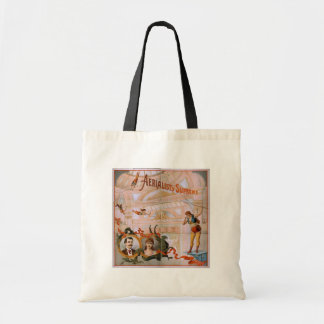 Aerialists Supreme Vintage Theater Tote Bag