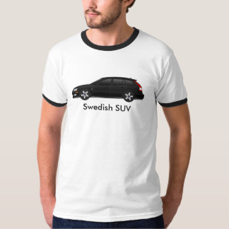 aero kombi Swedish SUV T-Shirt