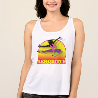 Aerobitch flying high tank top