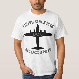 aerocratees DC-6 T-Shirt