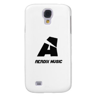 Aeroix Music Samsung Galaxy S4 Phone Case