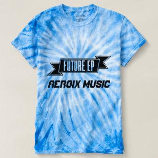 Aeroix Pink Swirl Tie-Dye T-Shirt (Future EP) [00]
