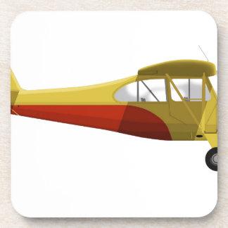 Aeronca 7-AC Champion Beverage Coasters