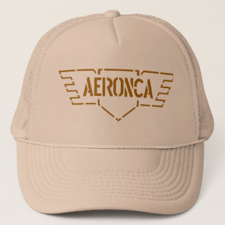 aeronca aircraft trucker hat