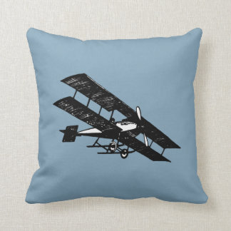 Aeroplane Aircraft Flying Machine Pillow