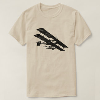 Aeroplane Aircraft Flying Machine Tee Shirt
