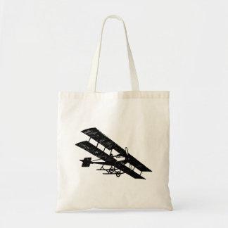 Aeroplane Aircraft Flying Machine Tote Bag