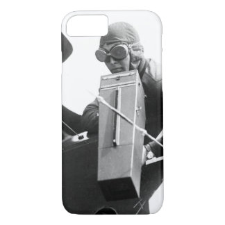 Aeroplane Graflex camera in_War image iPhone 7 Case