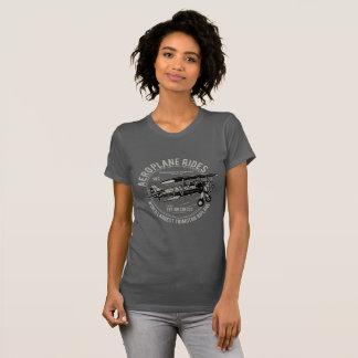 AEROPLANE RIDES - BIPLANE T-Shirt