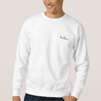 aeroplane sweatshirt