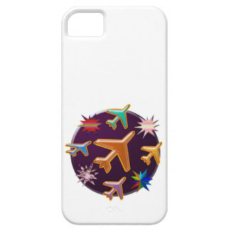 Aeroplanes iPhone 5 Covers