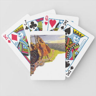 Aesir and Vanir Bicycle Playing Cards