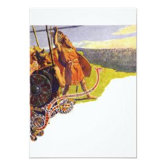 Aesir and Vanir Card