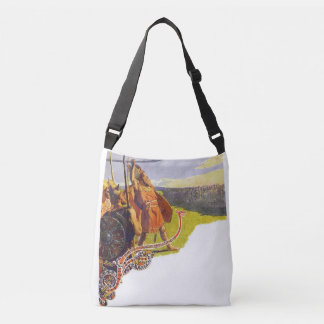 Aesir and Vanir Crossbody Bag