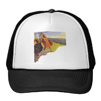 Aesir and Vanir Trucker Hat
