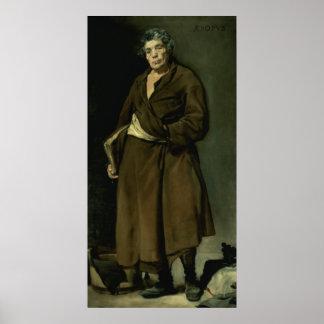 Aesop, 1640 poster