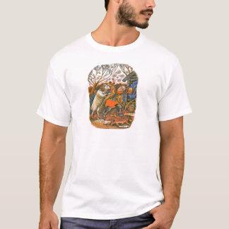 Aesop's fables illustrations T-Shirt