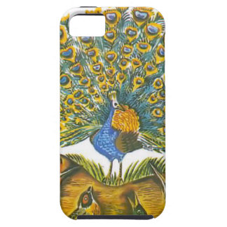 Aesop's fables, the peacock and the birds iPhone 5 covers
