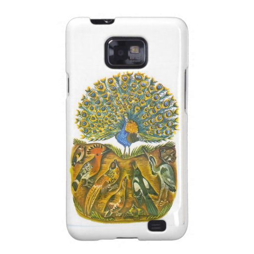 Aesop's fables, the peacock and the birds galaxy SII cases