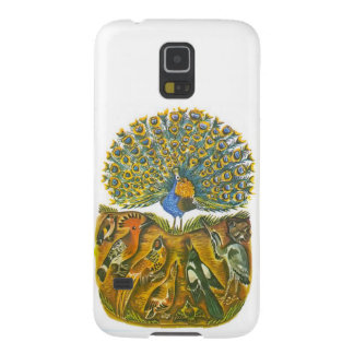Aesop's fables, the peacock and the birds case for galaxy s5
