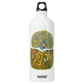 Aesop's fables, the peacock and the birds SIGG traveler 1.0L water bottle