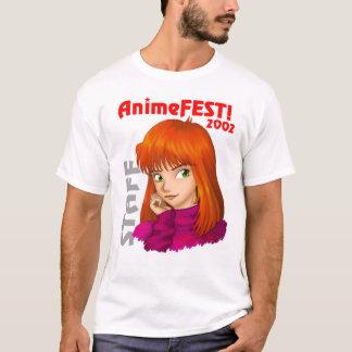 AF 2002 Staff T-Shirt