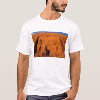 AF, Egypt, Abu Simbel. Facade at sunset, Great T-Shirt