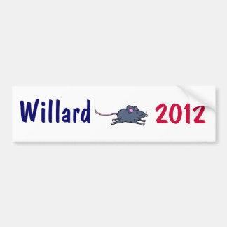 AF- Funny Romney Sticker Bumper Sticker