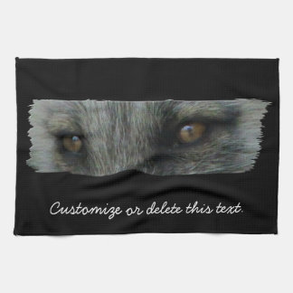 AFE Arctic Fox Eyes Kitchen Towel