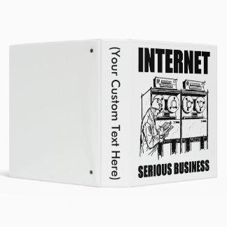 Affaires sérieuses d'Internet Classeur