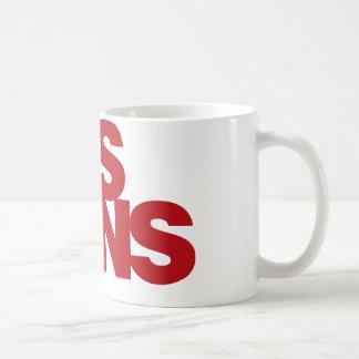 Affaires sérieuses - rouge mugs