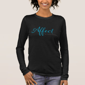 Affect Adult Long Sleeve Long Sleeve T-Shirt