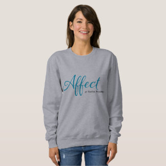 Affect Adult Sweatshirt