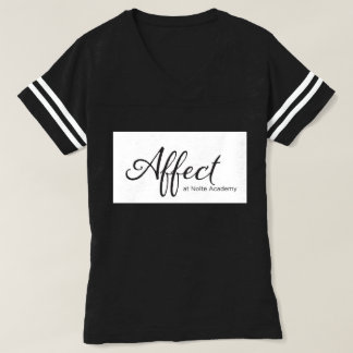 Affect Mom Football Tee