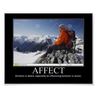 Affect Poster