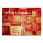 affection, heureuse Sainte-Valentin ! Cartes De Vœux