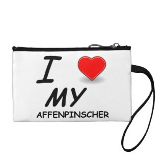 affen love coin purse