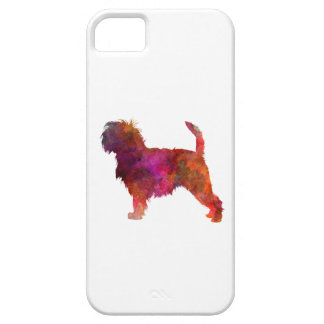 Affenpinscher 01 in watercolor 2 case for the iPhone 5