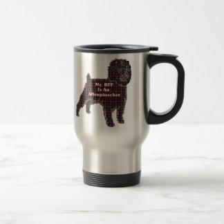 AFFENPINSCHER BFF Gifts Travel Mug