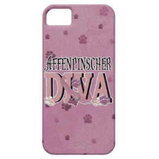Affenpinscher DIVA iPhone 5 Case