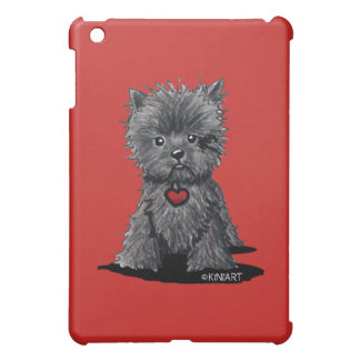 Affenpinscher Dog Art Cover For The iPad Mini