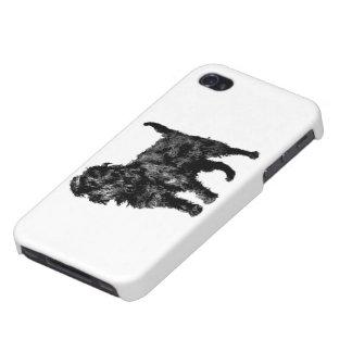 Affenpinscher iPhone 4 Cover